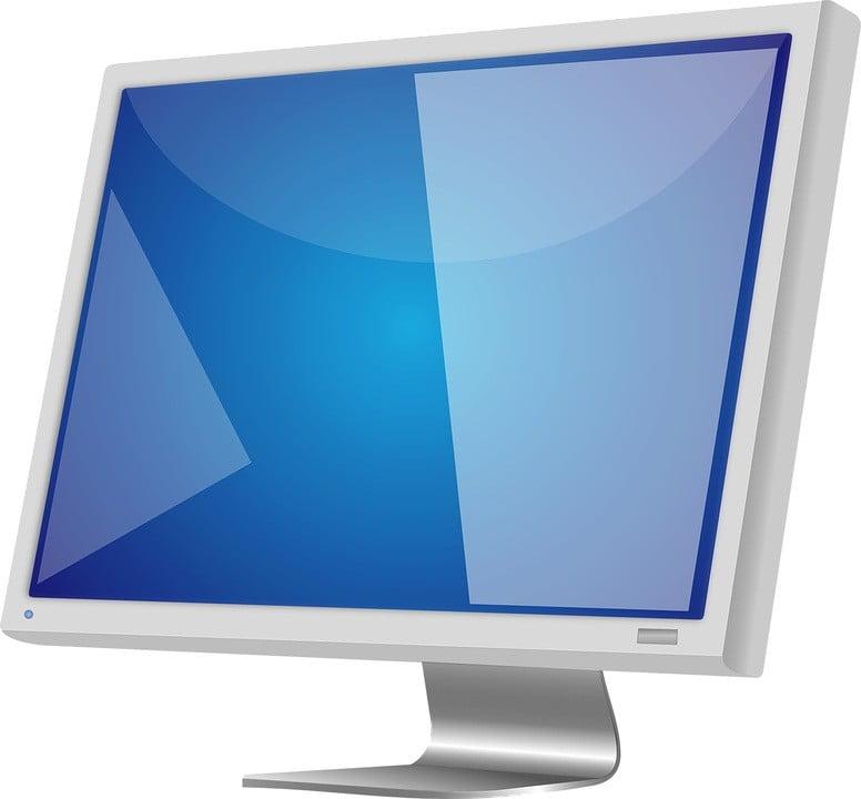LCD Monitor, liquid crystal display monitor