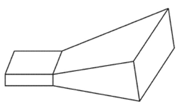Pyramidal Horn Antenna