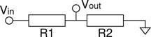 Simple voltage divider