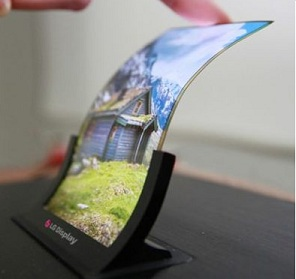 OLED Display, OLED Smartphone, OLED Mobile